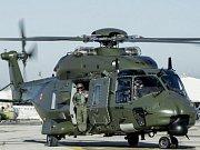 Mezinárodní cvičení vrtulníkových jednotek Dark Blade