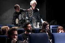 Festival filmové animace a současného umění s názvem Přehlídka animovaného filmu Olomouc (PAF). Ilustrační foto
