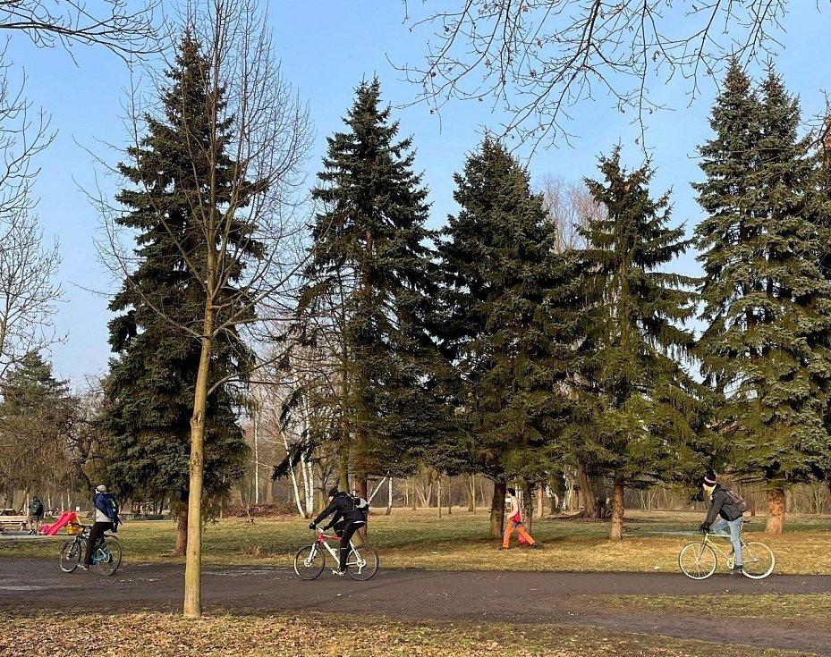 Olomoucké Poděbrady, 23. února 2021