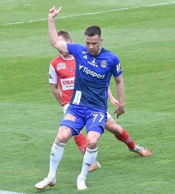 SK Sigma Olomouc - FK Pardubice 0:1 (0:0)Jaroslav Mihalík