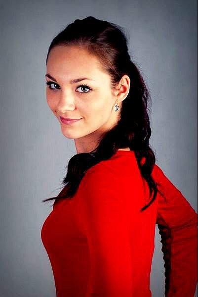 č. 11. Veronika Bitalová, 17 let, studentka, Olomouc