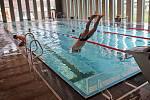 Bazén centra BALUO Univerzity Palackého v Olomouci
