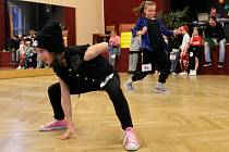 Taneční soutěž O hanácký koláček v DDM Olomouc