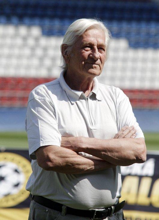 Olomoucká fotbalová škola - Karel Brückner