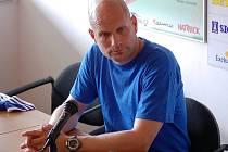 Trenér Framu Reykjavík Thorvald Örlygsson