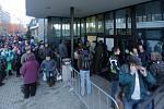 První den přijímání žádostí o kotlíkové dotace v Olomouci