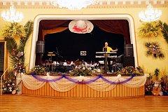 Tradiční Květinový ples se chystá na nadcházející víkend v Loučanech na Olomoucku