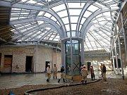 Rekonstrukce Salmova paláce