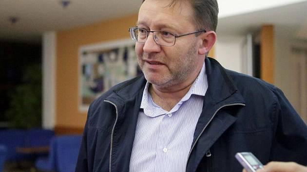 Jiří Zemánek, lídr ČSSD