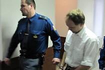 Libor Vysloužil u Vrchního soudu v Olomouci