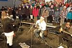 Olomouc zpívá koledy 14.12. 2011
