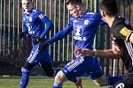 Olomoucká Sigma doma remizovala v přípravném utkání doma s Ružomberkem 1:1.  Lukáš Kalvach