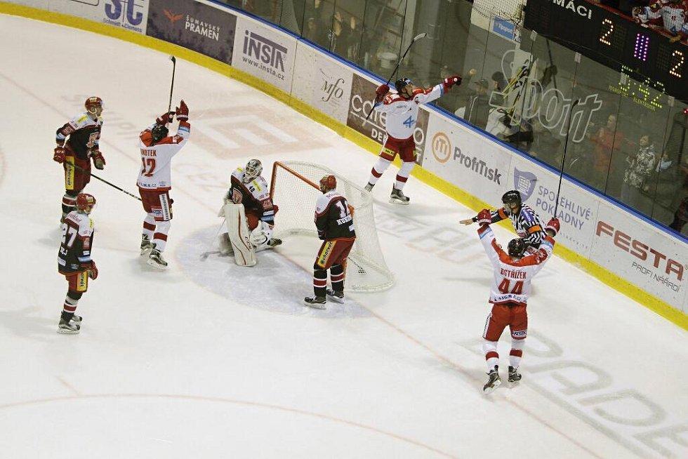 HC Olomouc vs Hradec Králové
