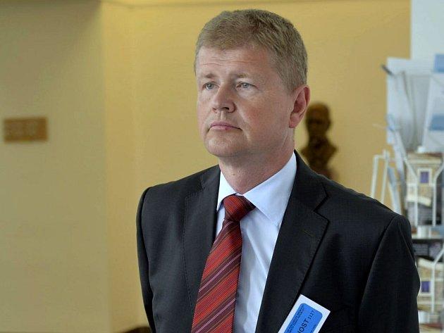 Olomoucký vrchní státní zástupce Ivo Ištvan