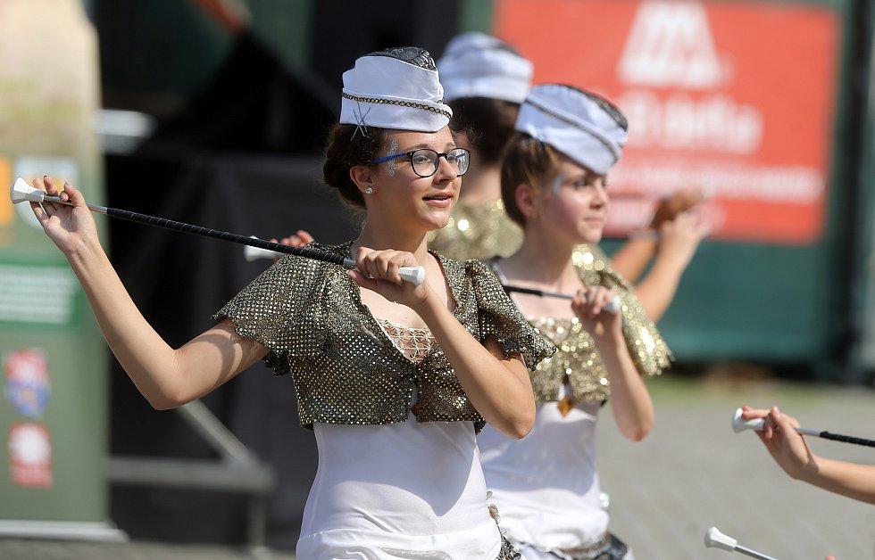 XXV. ročník Mezinárodního festivalu vojenských hudeb v Olomouci