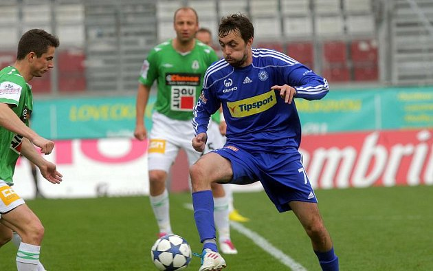 Sigma proti Jablonci ve čtvrtfinále Ondrášovka Cupu