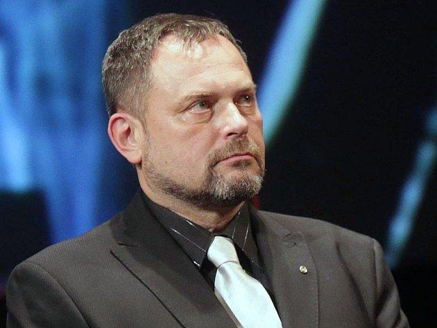 Michal Šmucr, ředitel Gymnázia Jiřího Wolkera