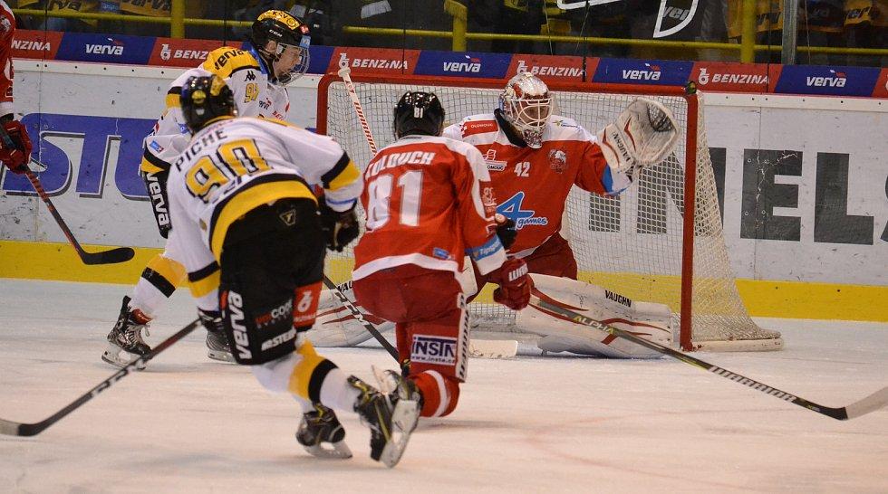 Litvínov proti Olomouci