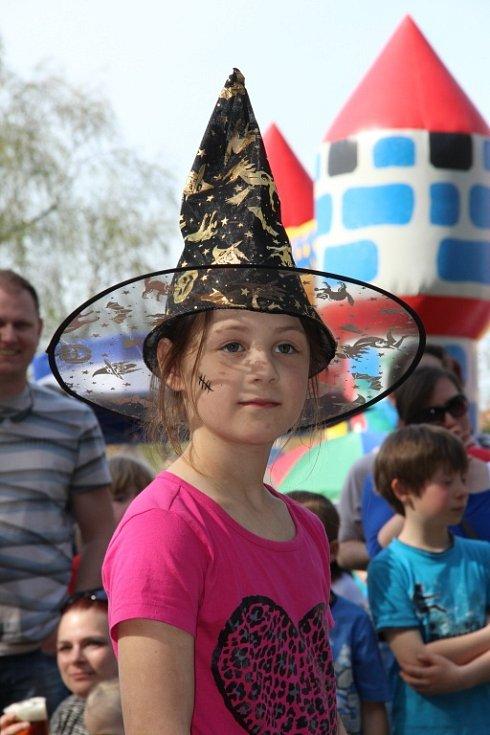 Hody a čarodějnice v Lutíně