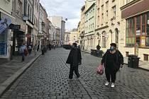 Riegrova ulice, 5. října 2020