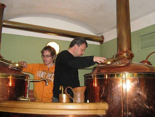 Pampedie: vaření piva