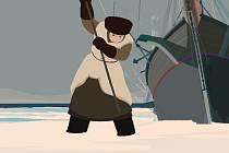 Snímek Až na severní pól