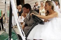 Magického data 8. srpna 2008 využili svatebčané jako den, kdy si řeknou své ano.