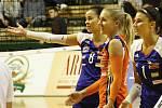 Zleva: Darina Košická, Julie Kovářová a Andrea Kossányiová