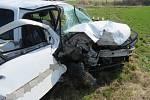 Nehoda mezi obcemi Dolany a Šternberk