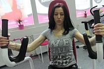 Kruhový trénink ve fitness klubu Expreska