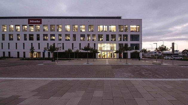 Administrativní budova Miele vUničově