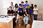 Letní škola slovanských studií v Olomouci, třídy v roce 2019