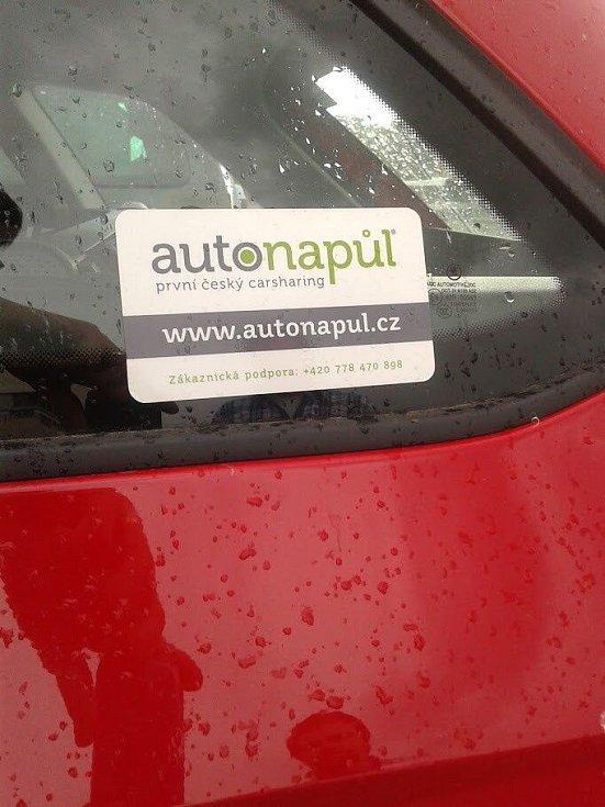 V Olomouci začala fungovat služba sdílení auta, takzvaný carsharing