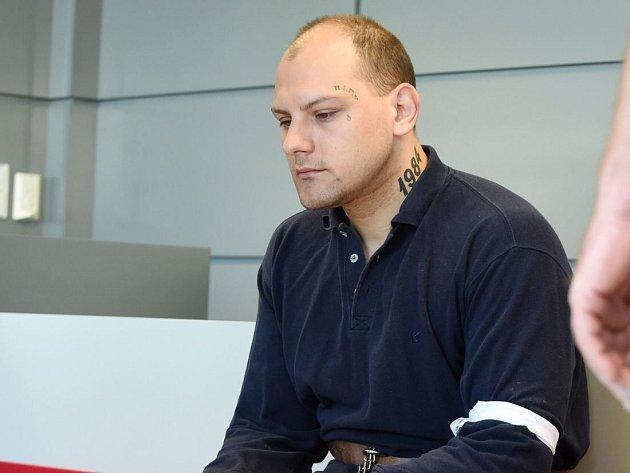 Milan Hudák u krajského soudu v Olomouci