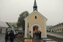 Kaple v Drahanovicích