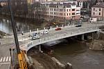 Nový most u Bristolu otevřel pro běžný provoz, 27.2.2020