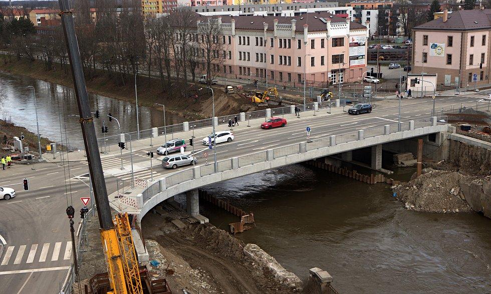 Nový most u Bristolu po otevření pro běžný provoz, 27. února 2020