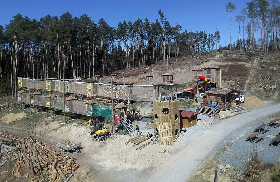 Zoologická zahrada Olomouc v době nouzového stavu