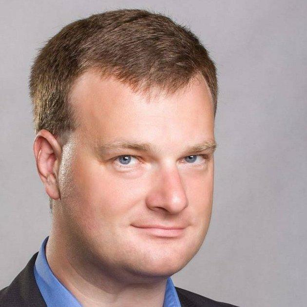 Tomáš Blumenstein, místopředseda Mensa ČR, Prostějov