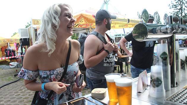 Pivní slavnosti na Výstavišti v Českých Budějovicích