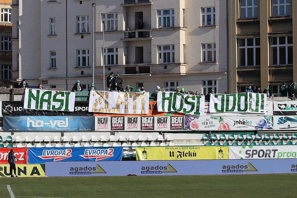 Bohemians Praha 1905  - Sigma Olomouc 0:0.