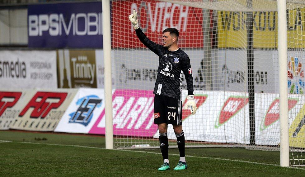 Sigma proti Liberci, semifinále poháru