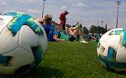 Zahájení letní přípravy Sigmy Olomouc