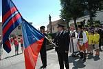 Oslavy dobrovolných hasičů v Šumvaldu