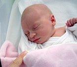 Ema Sendlerová, Olšovec, narozena 11. května v Olomouci, míra 50 cm, váha 2610 g
