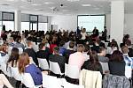 V prostorách olomouckého BEA centra se v pátek 25. dubna uskutečnilo slavnostní vyhlášení výsledků 3. ročníku esejistické soutěže V Olomouckém kraji jsem doma. A vždycky budu!