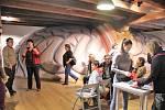 Interaktivní hry, optické klamy nebo záhadné rostliny, které dokáží ovlivnit lidské vnímání. To nabídne pevnost poznání Univerzity Palackého v Olomouci o víkendu 17. a 18. března. Program pro celou rodinu je nazvaný Dny mozku.