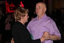 Dobrovolní hasiči z Příkaz uspořádali ples už po třicáté.