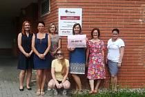 Projekt Propojujeme generace vyhrálo na Olomoucku Středisko pečovatelské služby olomoucké Charity