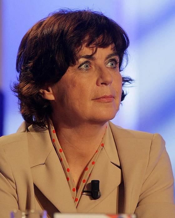 Jitka Chalánková. TOP09